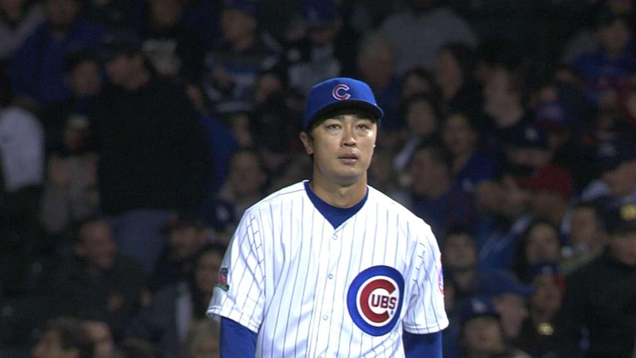 Cubs let NL West-leading Dodgers off hook