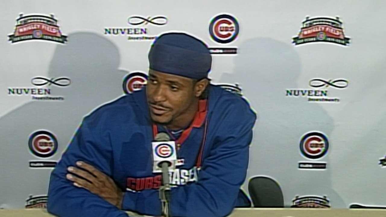 Jackson to 'pen; rookies to start Cubs' final series