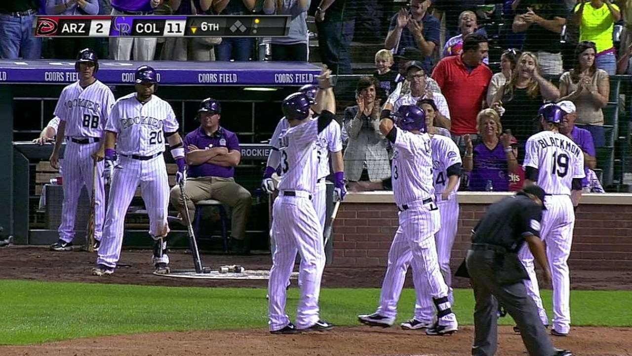 Rockies have tough choice to make with Cuddyer