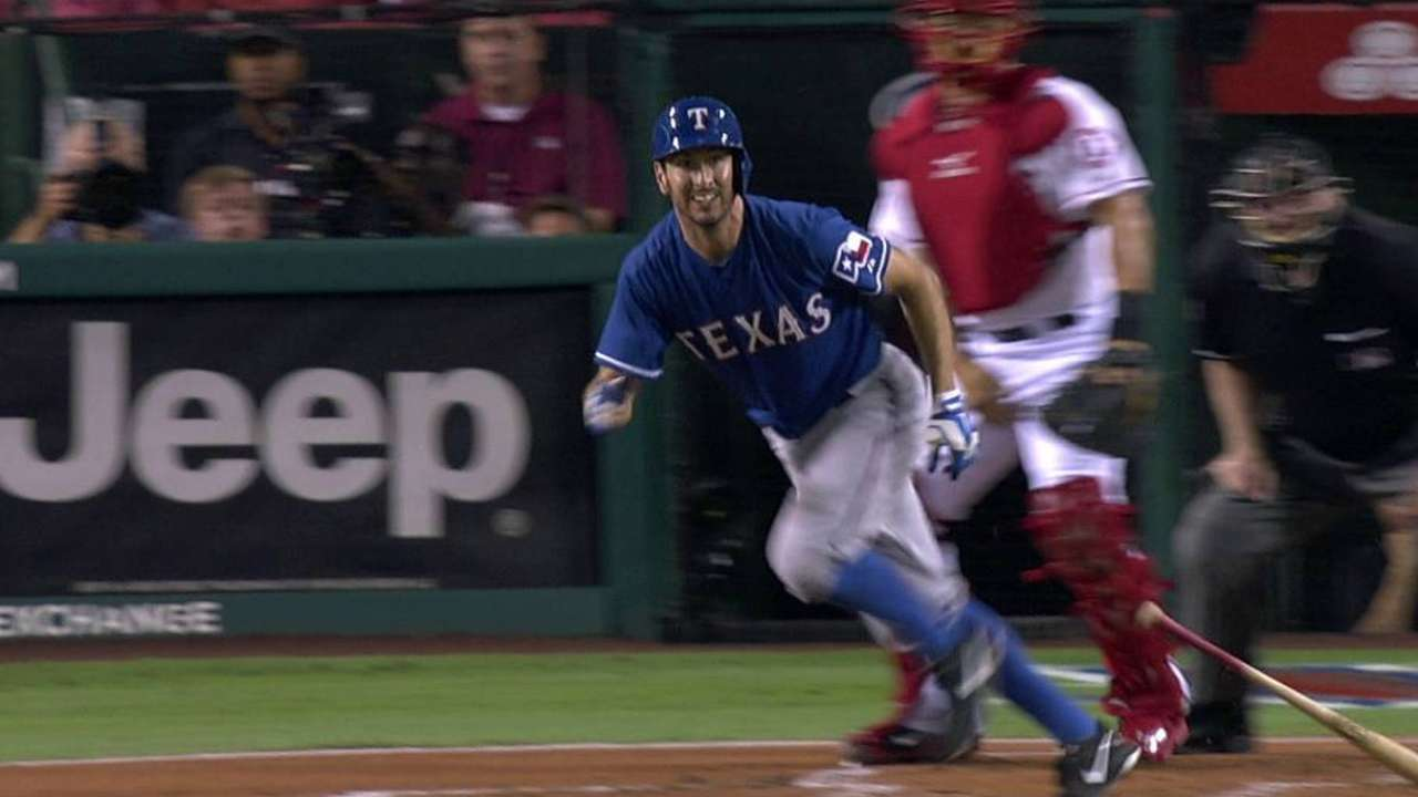 Rosales giving Rangers something to think about