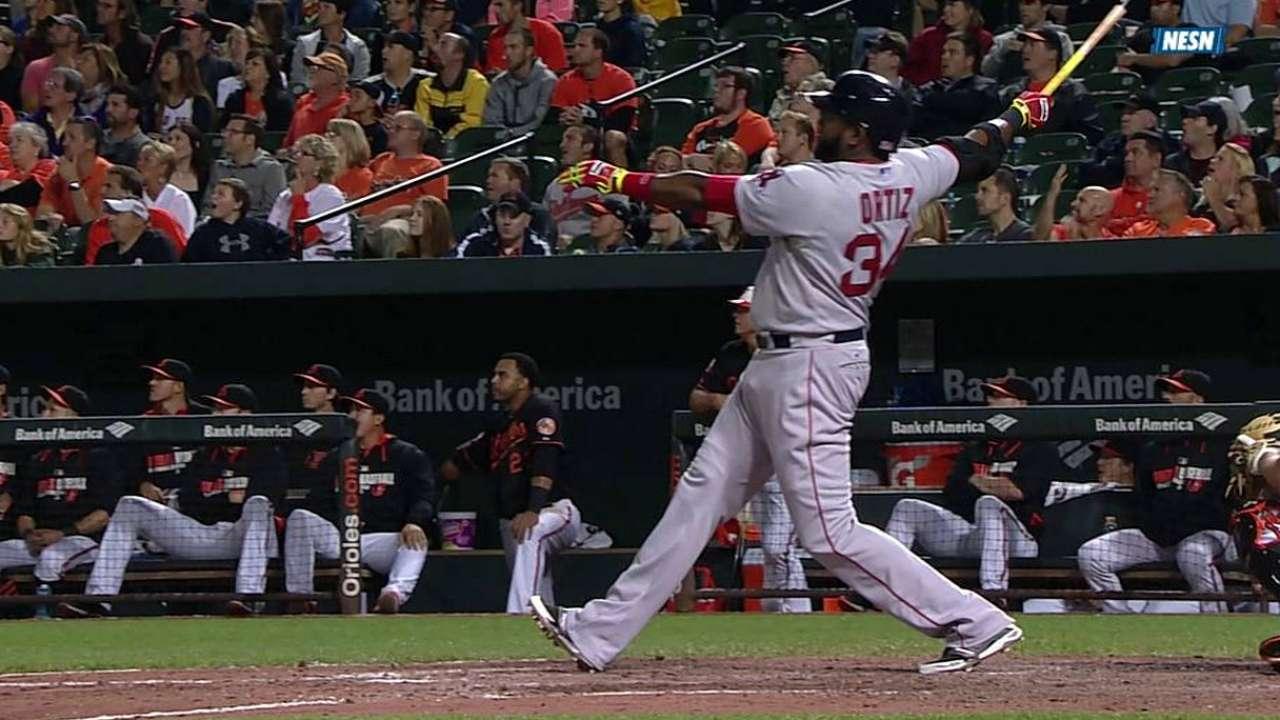 Ortiz adds to legendary night with decisive blast