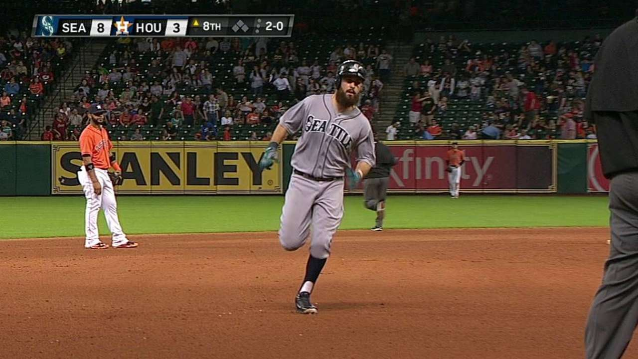 Ankle not ailing, Ackley feels he's 'turned the corner'