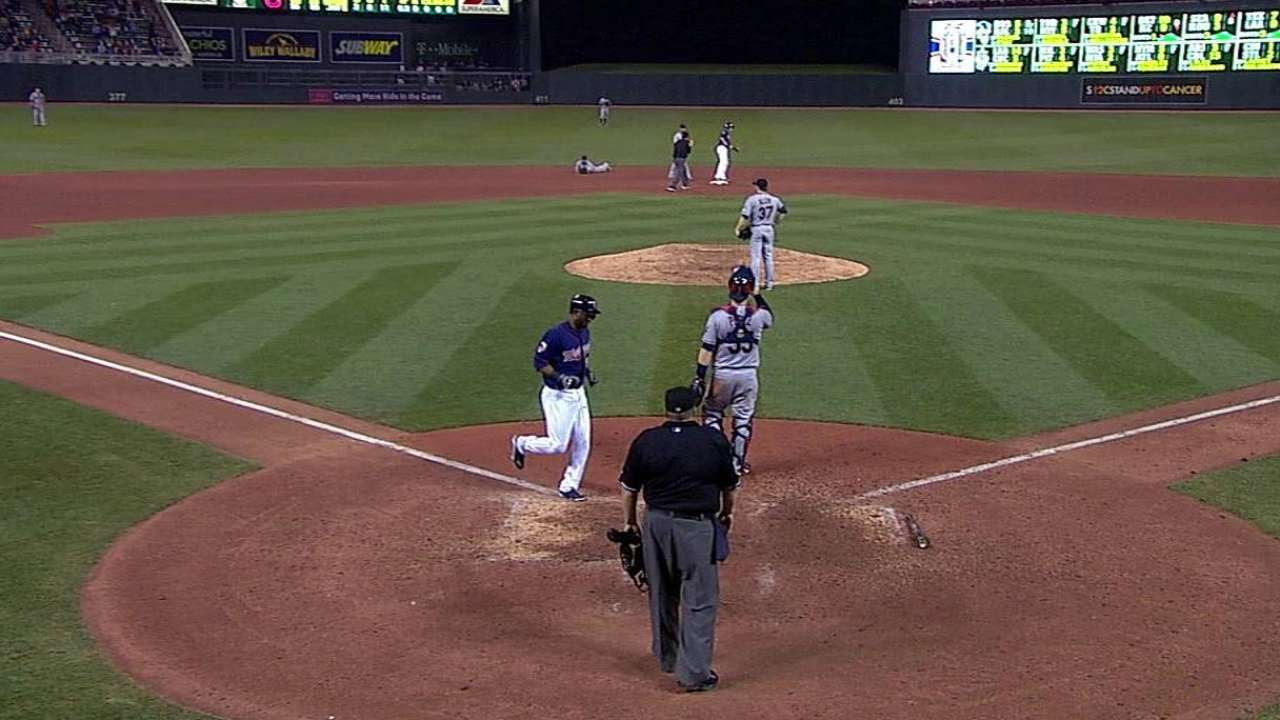 Miscue in ninth looms large in Tribe's loss in extras