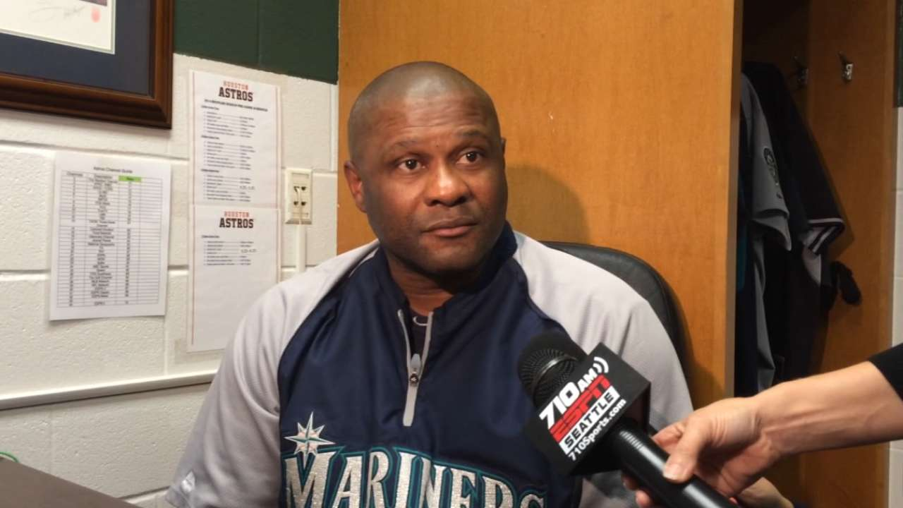 McClendon, Mariners enjoying playoff chase