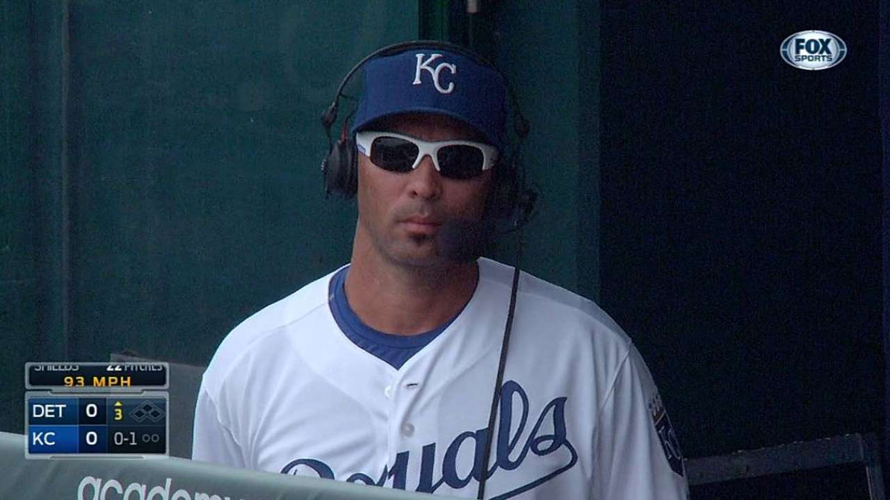 Ibanez hoping for postseason run with Royals