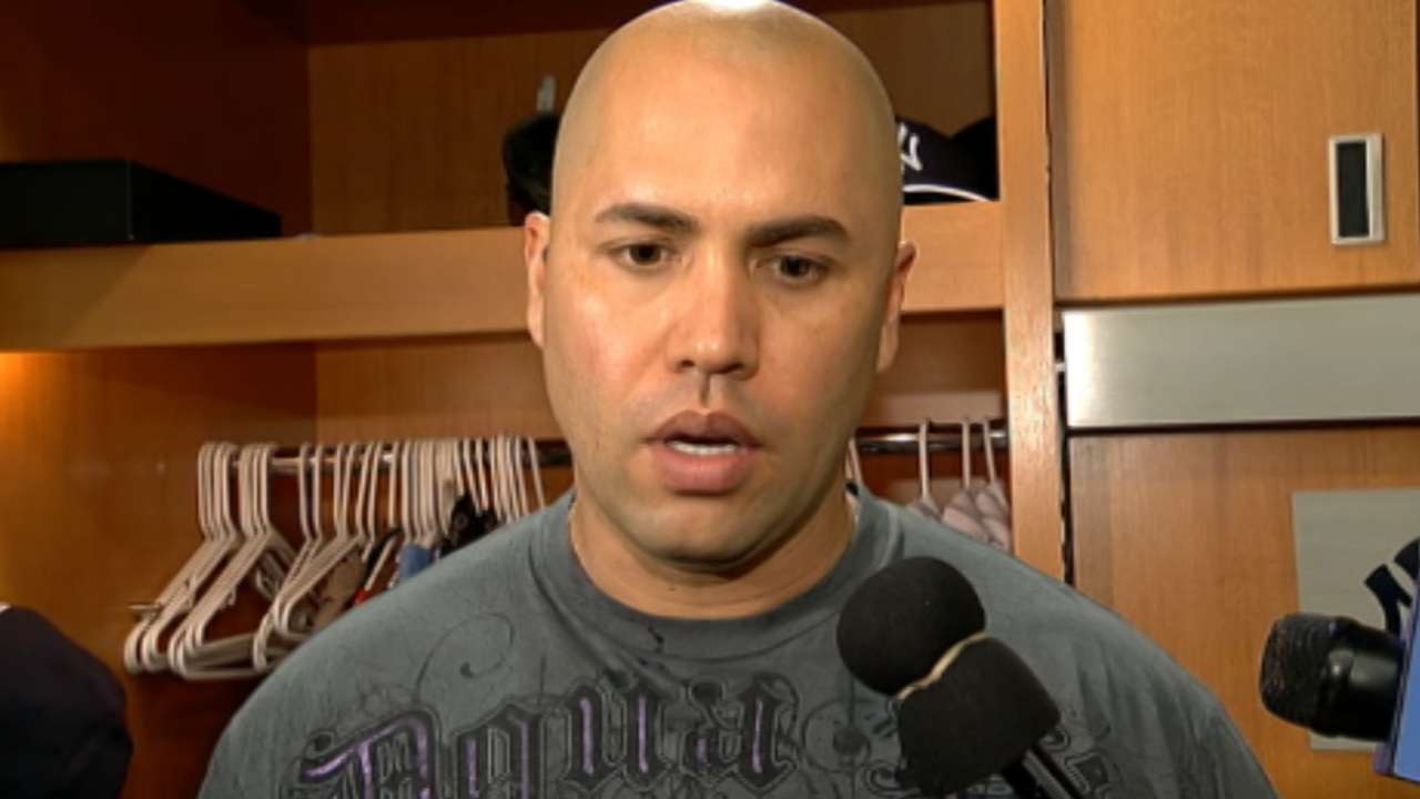Beltran undergoes surgery on ailing right elbow