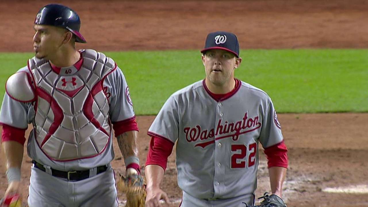 Gelling Nats cruise to 90-win mark