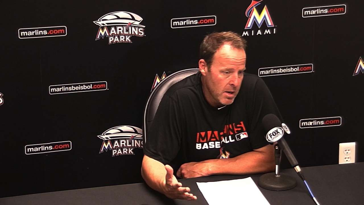 Marlins make most of challenging campaign