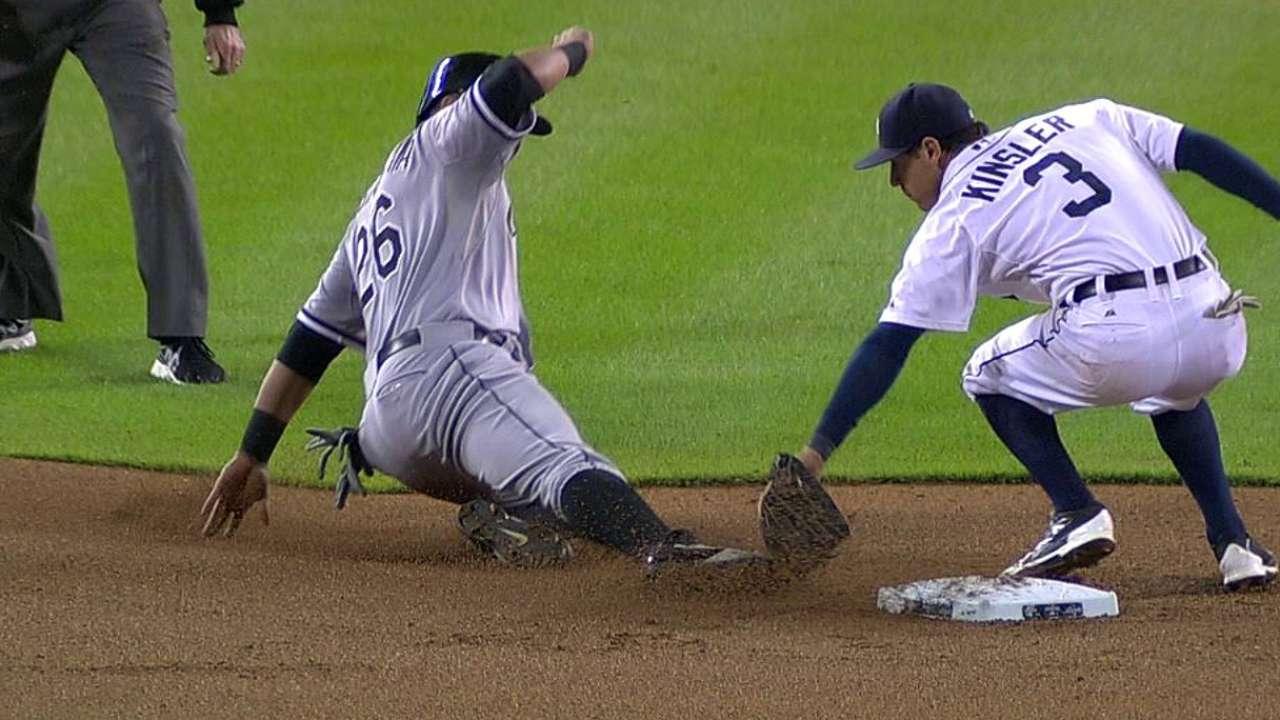 Cleared by MLB medical panel, Avila feels fine in return