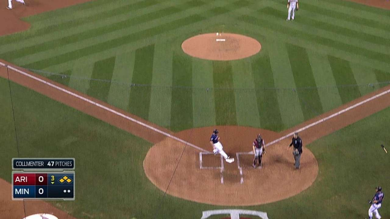 Twins unable to pick up struggling Nolasco in loss