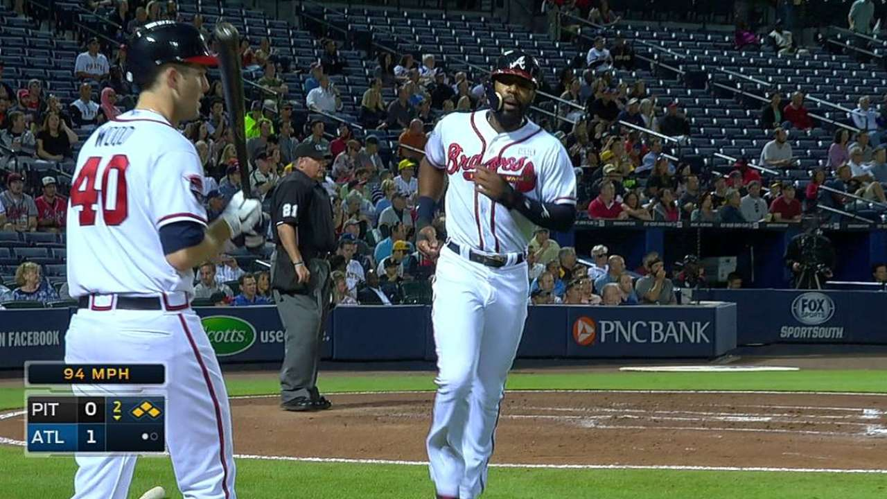Braves could rebuild if they part ways with Heyward, J-Up