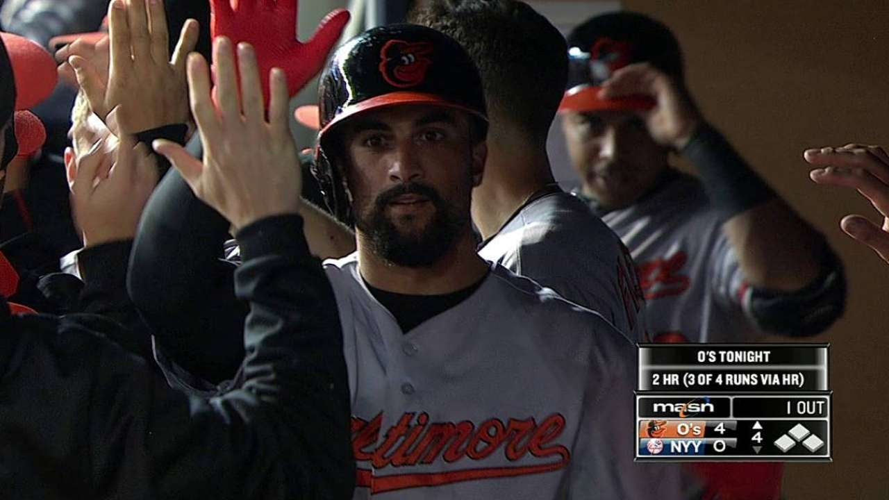O's ready to welcome back Markakis to Baltimore