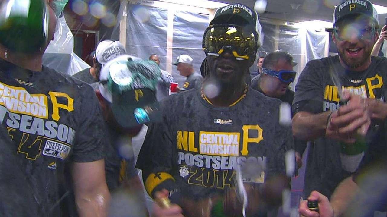 Pirates buckle down for return to postseason
