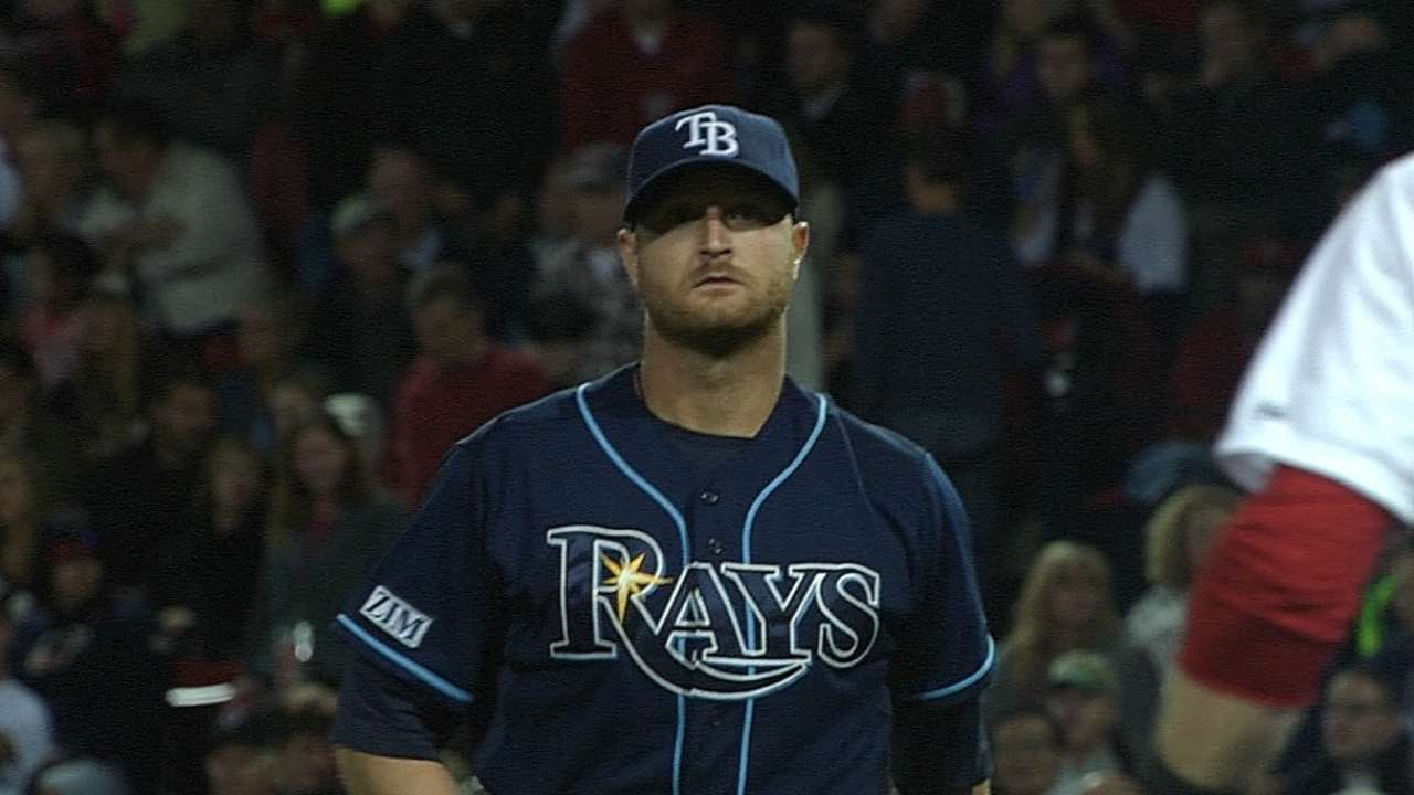 Cobb, 8 other Rays file for salary arbitration