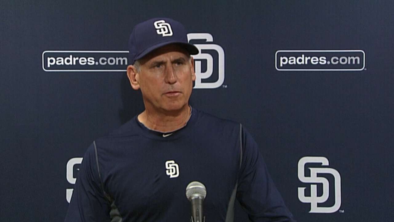 Padres to focus on bats in offseason