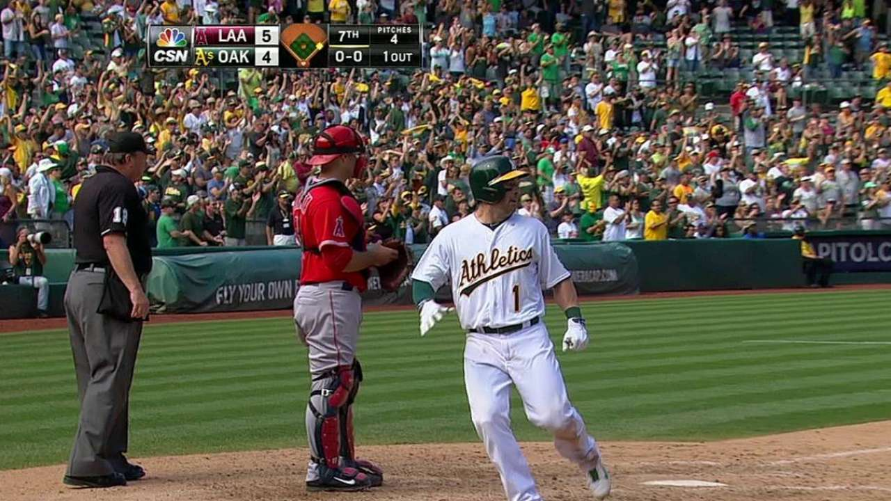 A's surpass 2 million fans for first time since 2005