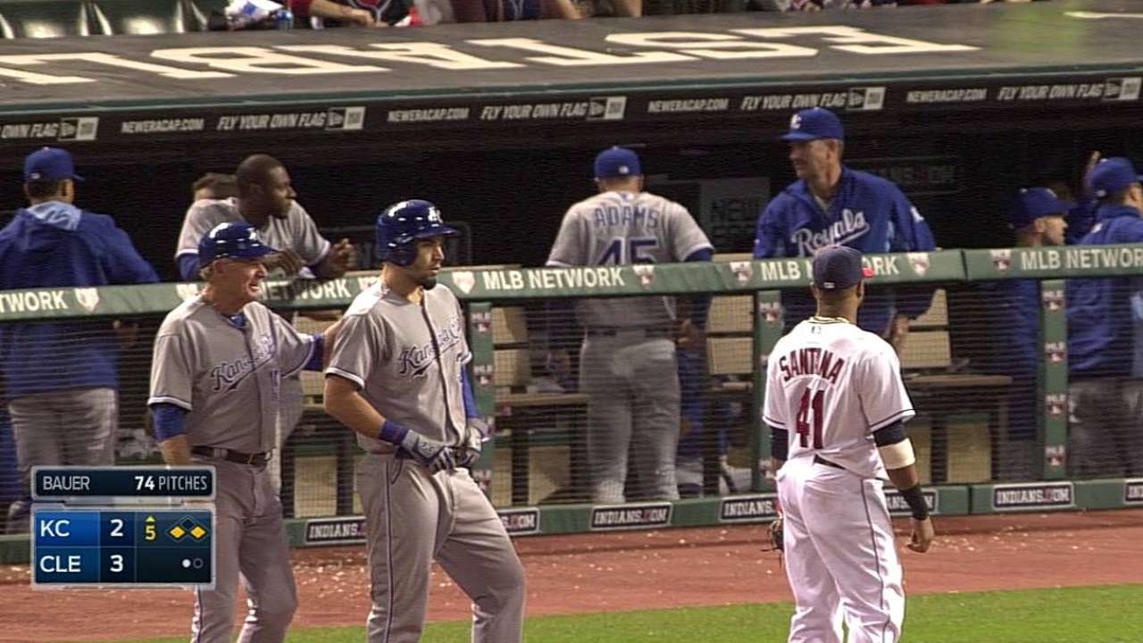 Royals welcome potential tiebreaker against Tigers