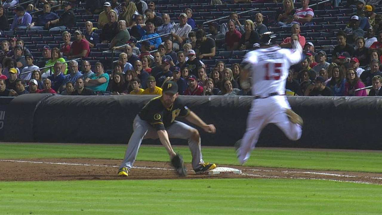 Hurdle wins challenge as call overturned at first