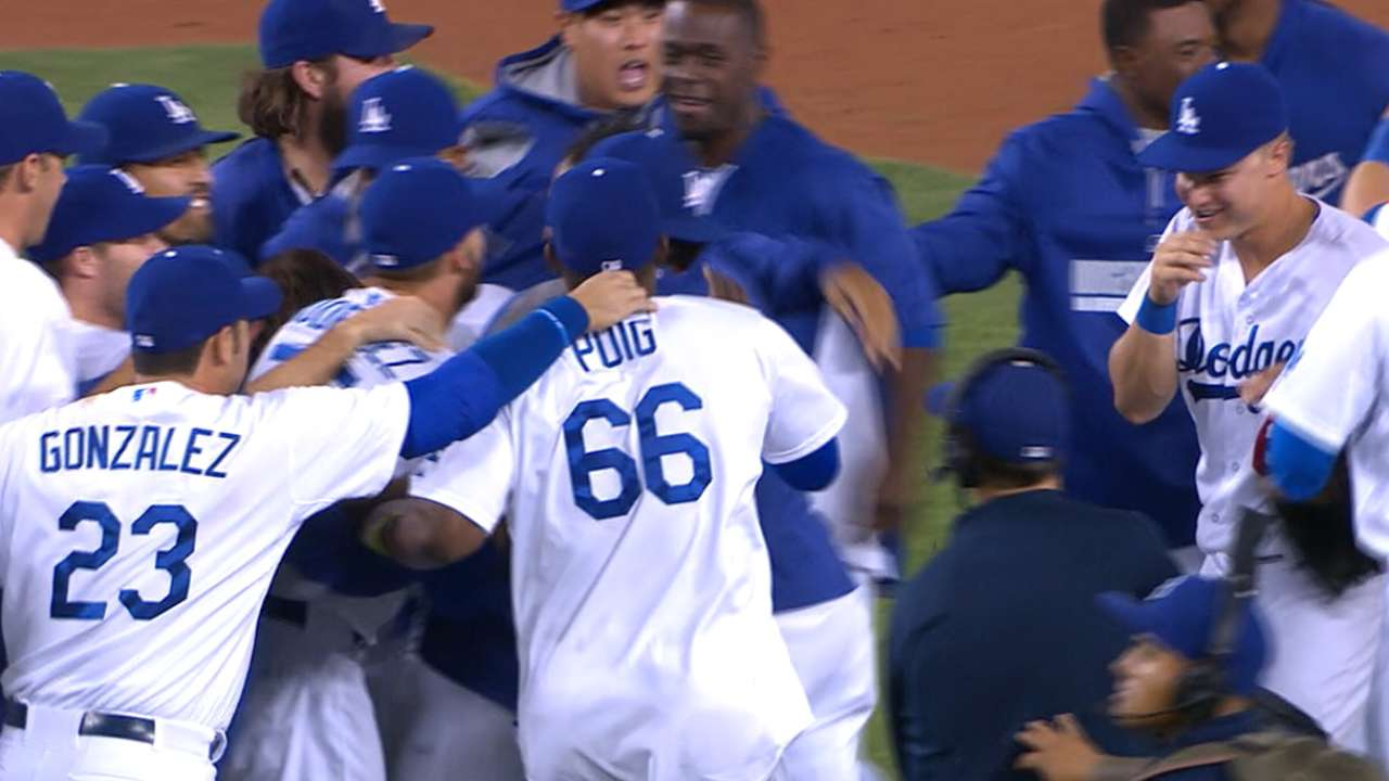 October Confidential: Dodgers