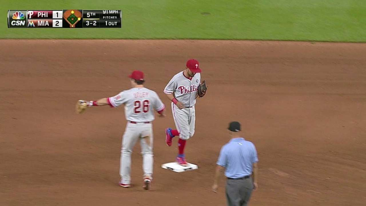 Phillies' future at short begins with Galvis