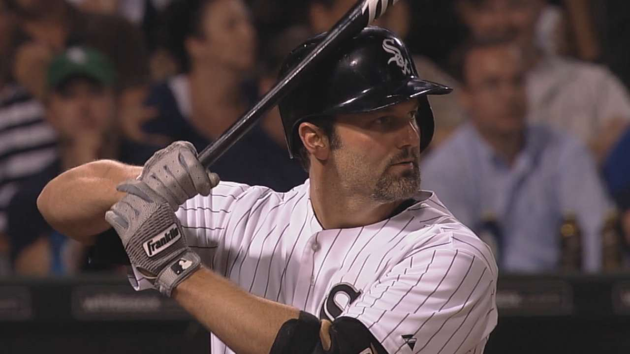 Konerko a fixture on Chicago's South Side