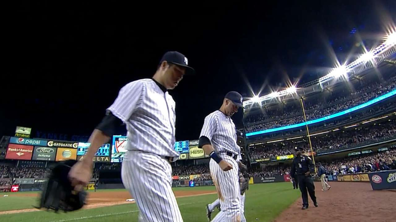 Unsure of future, Kuroda seeks advice from Pettitte