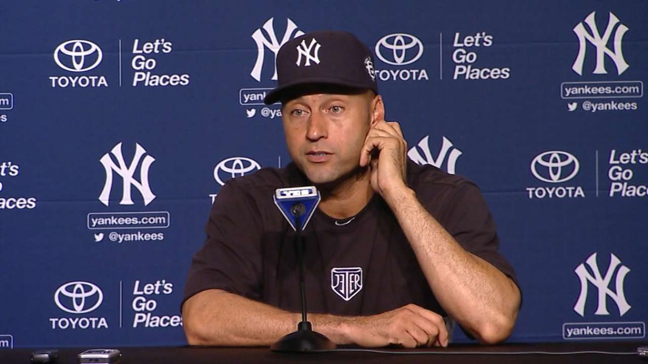 Key moments happen to find Jeter
