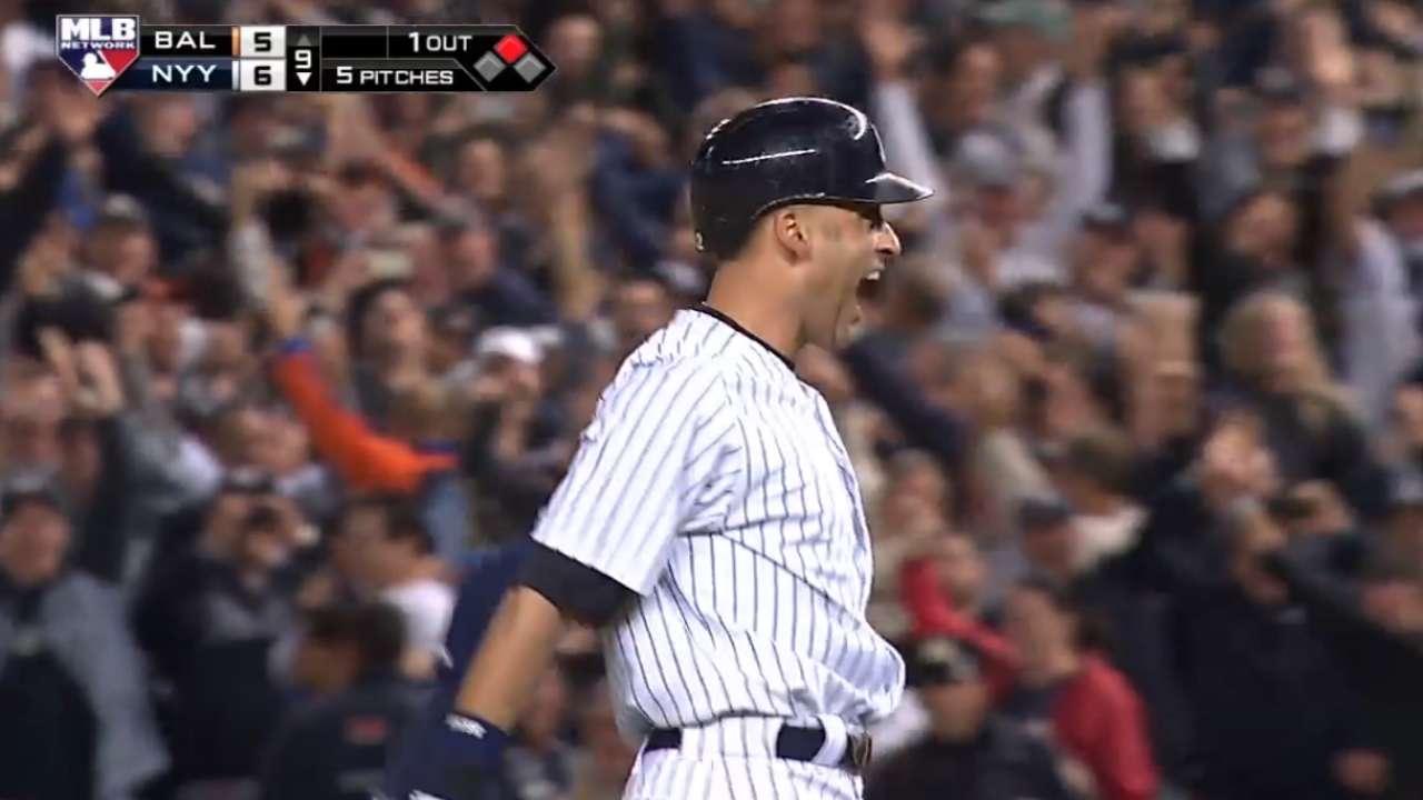 Todo listo para rendirle honor a Derek Jeter y retirar su número en el Bronx