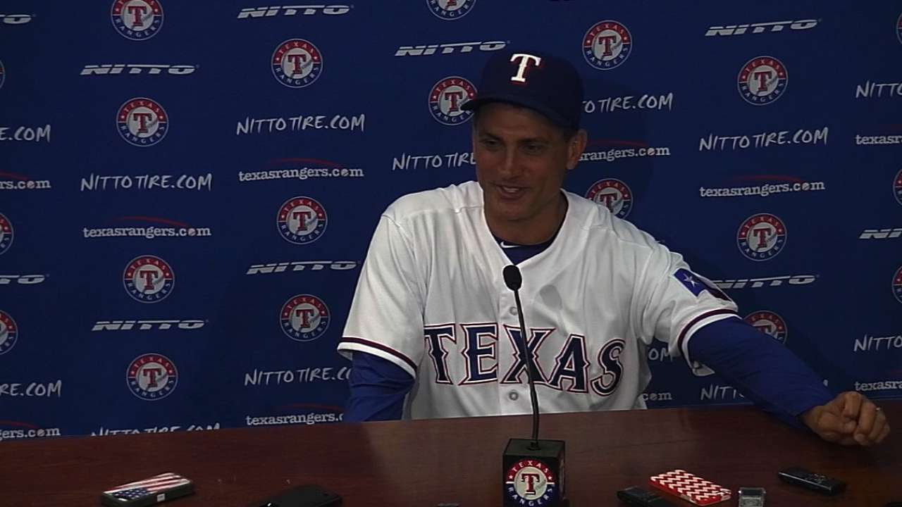 Bogar encouraged by Rangers' hot stretch