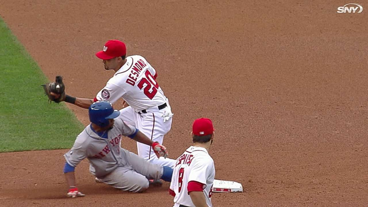 Young's 30th stolen base