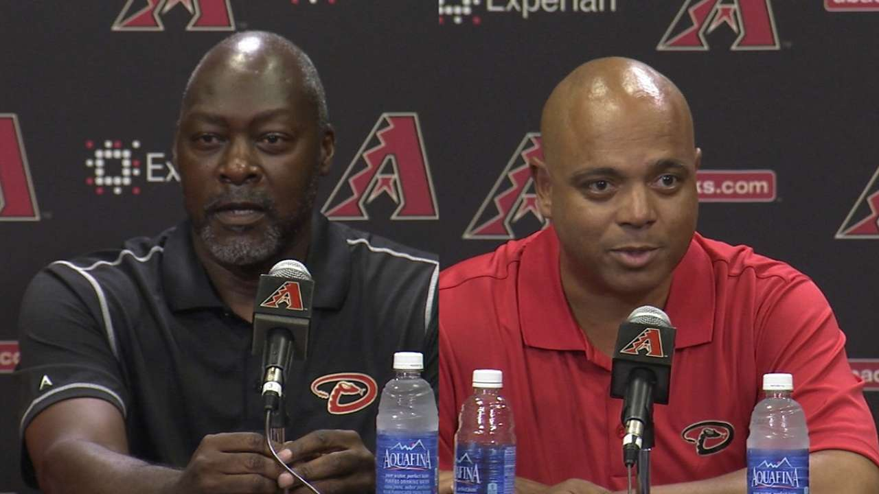 D-backs to conduct extensive search for skipper