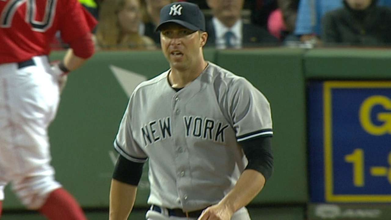 Jeter no juega pero Yankees ganan vs. Boston