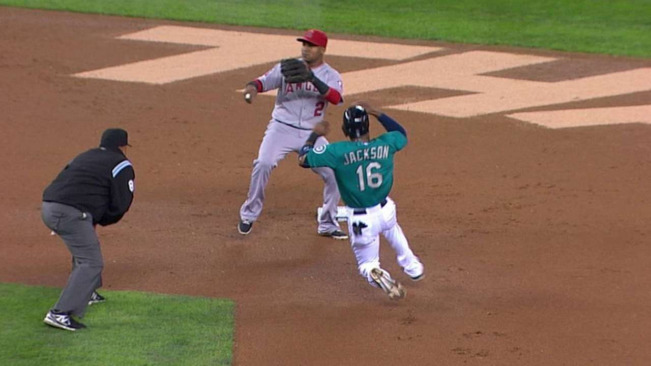 Mixed results in challenges in Mariners-Angels