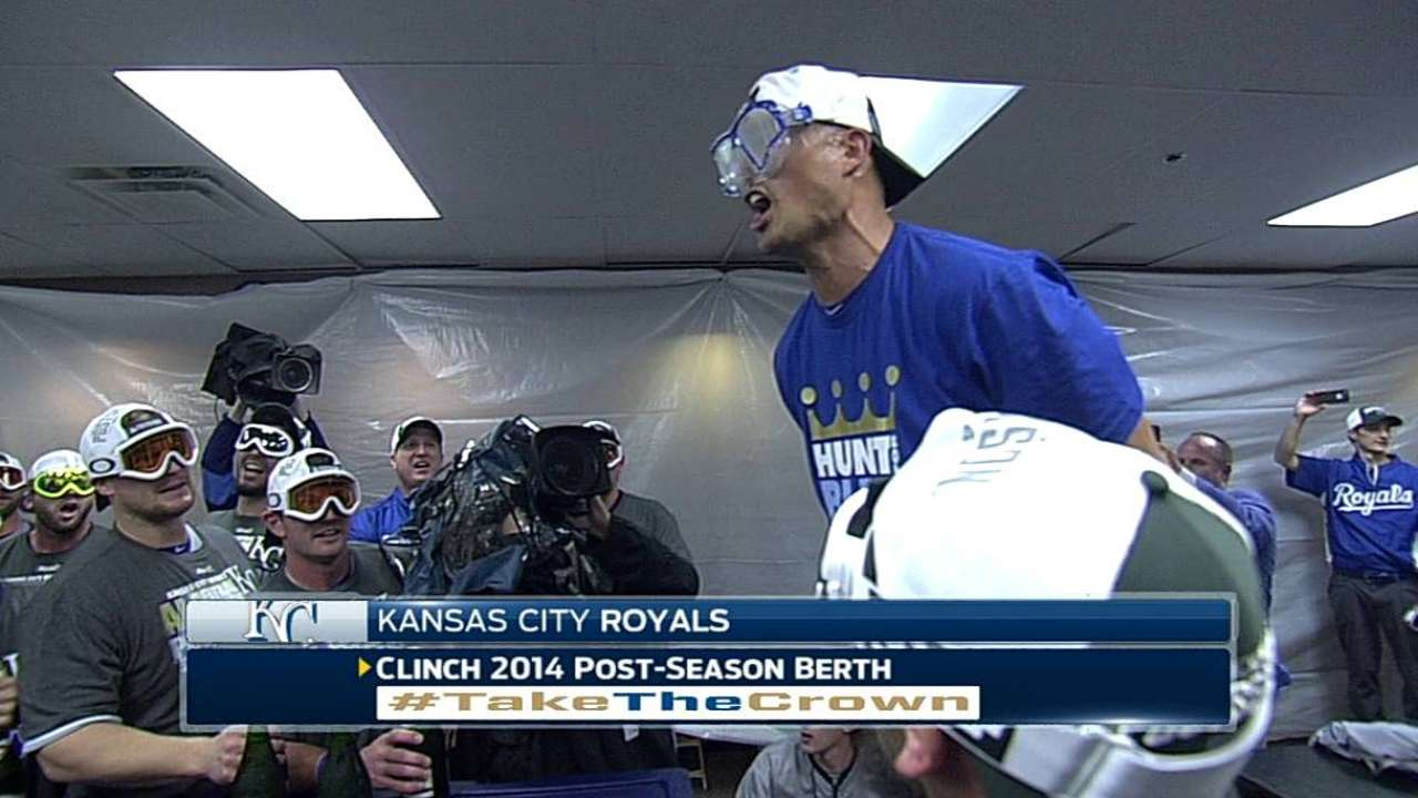 Five things that changed the Royals' season