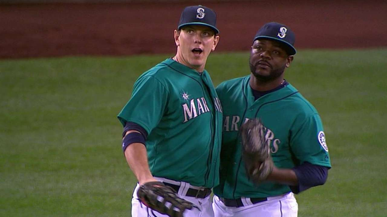 Mariners confident bullpen will again be a strength