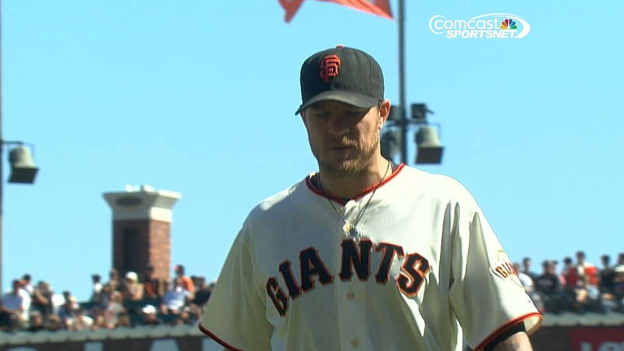 Given Game 1 nod, Peavy seeks first postseason win