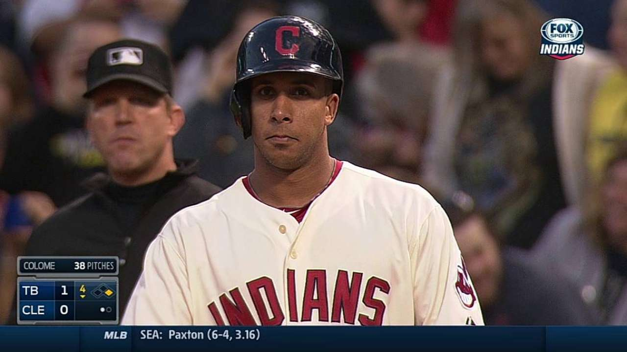 Brantley's 200th hit caps history-making season