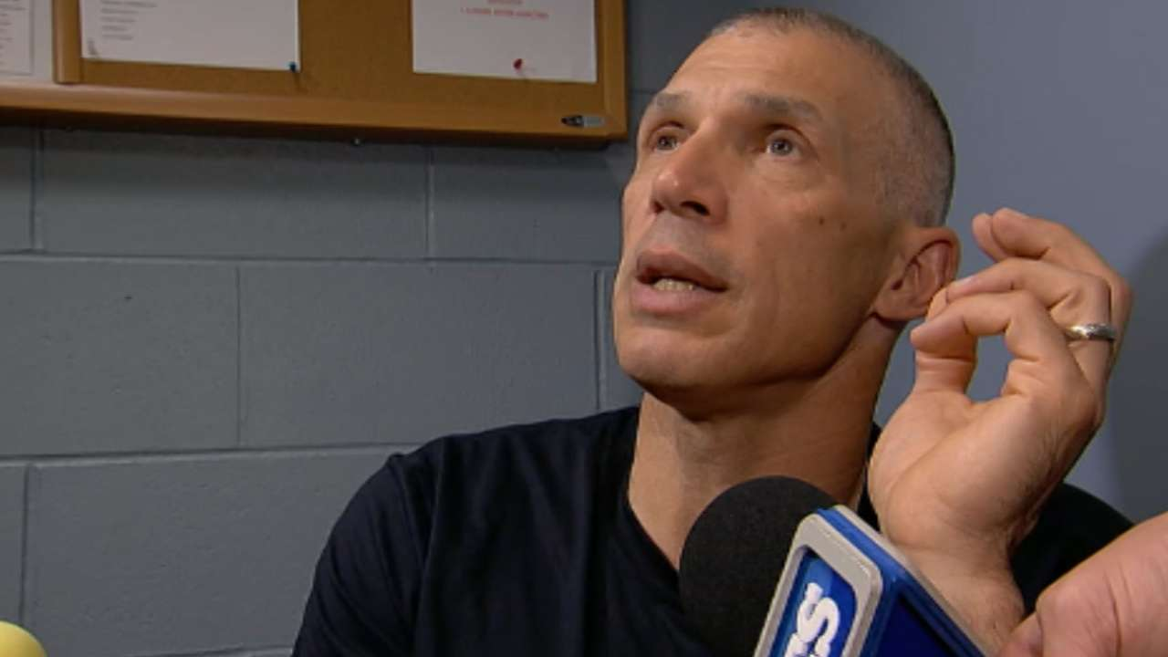 Girardi proud of players, but disappointed in club's results