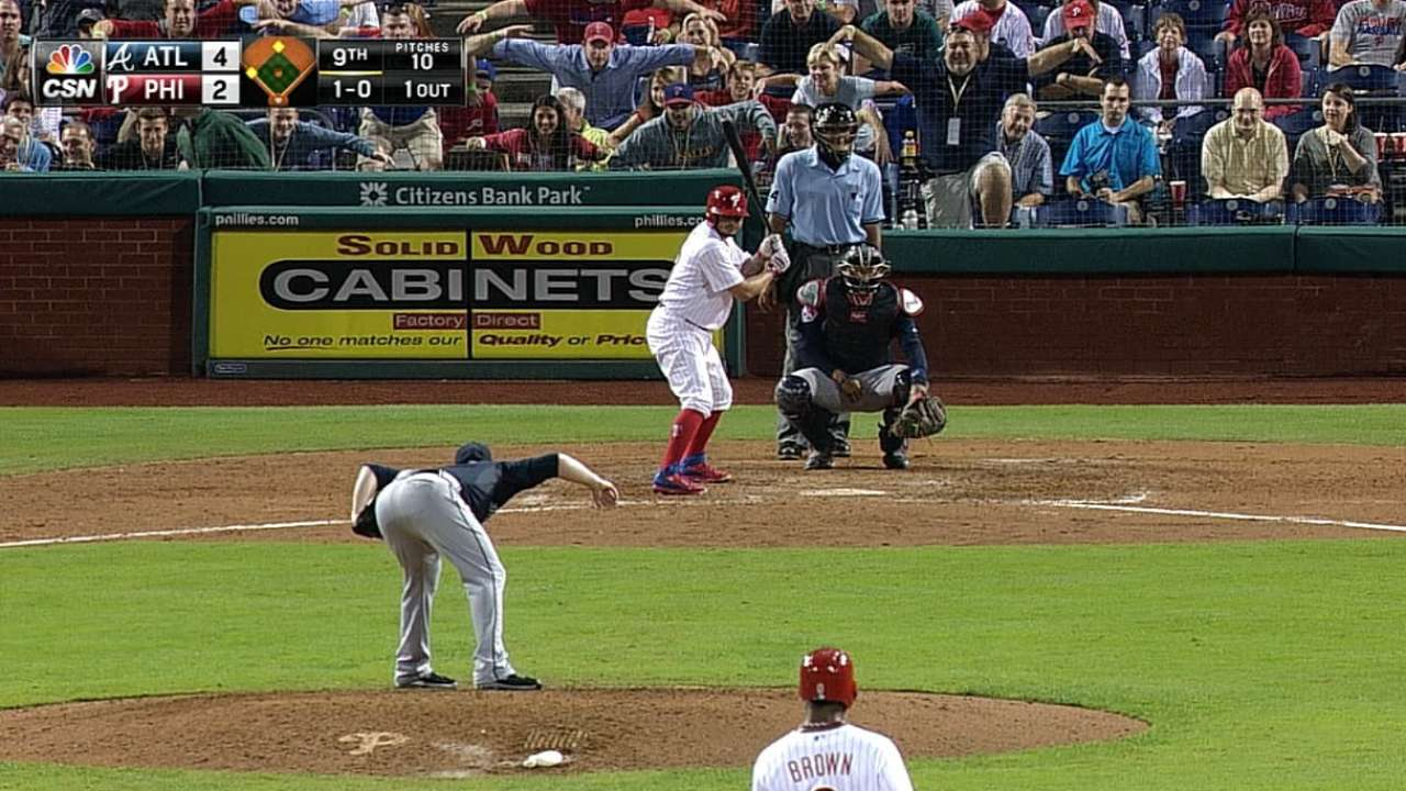 Kimbrel's unique stance mocked by Phillies fans