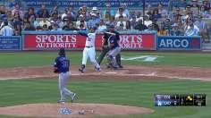 Dodgers have fun on, off field in season finale