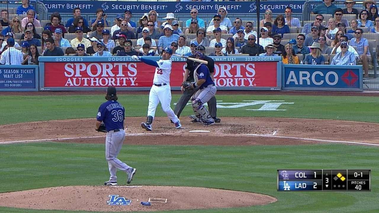 Tres claves para que Dodgers venzan a Cardenales