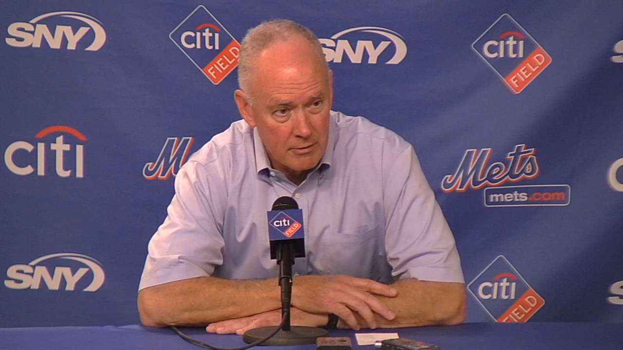 Mets' 2015 plan includes small but impactful changes