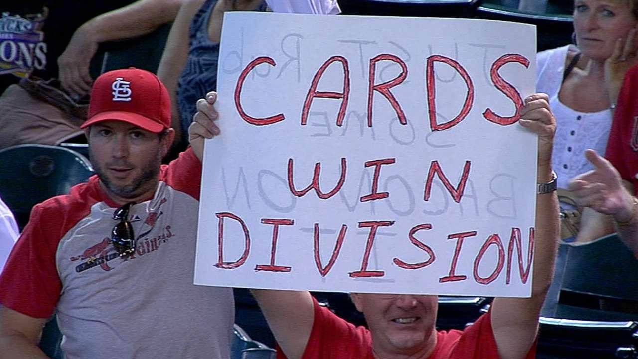 Cards an October fixture since turn of century