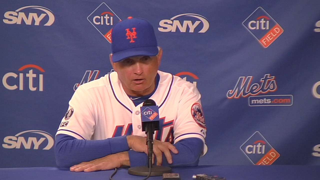 Mets close season optimistic for next year