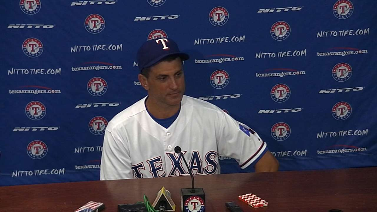 Rangers begin interviews for new manager with two candidates