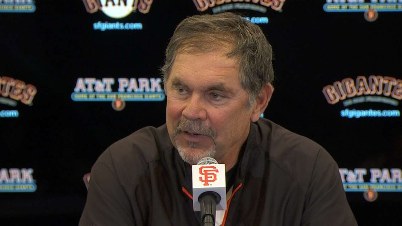 Giants use season finale as tuneup for Wild Card Game