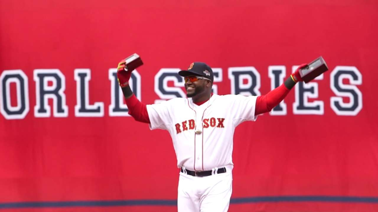 Red Sox reverse course a year after World Series title