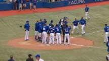Encarnacion highlights Blue Jays top moments of 2014
