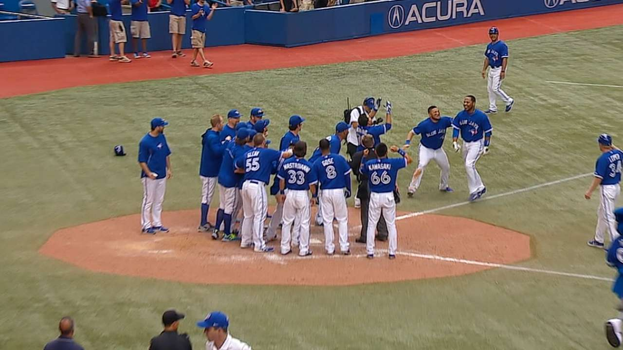 Blue Jays couldn't sustain fast start to season