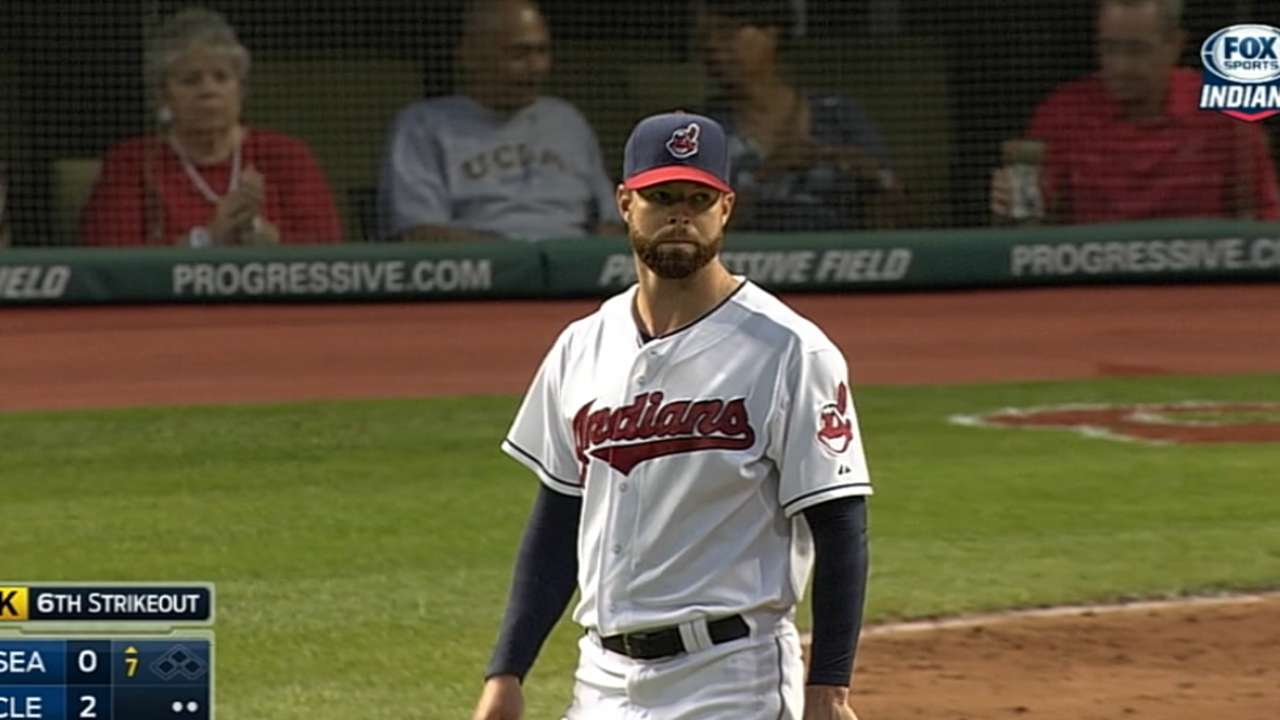 Pitching kept Tribe in hunt for postseason return